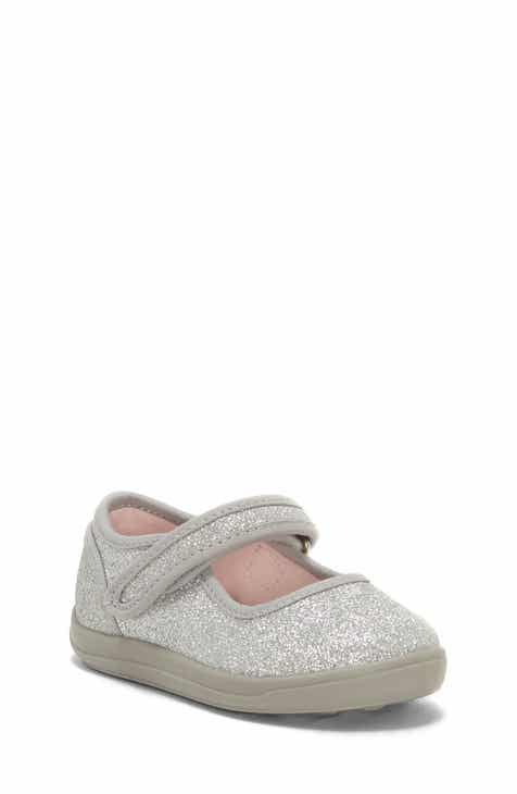 b58619850965 Sole Play Laina Glittery Mary Jane Sneaker (Baby