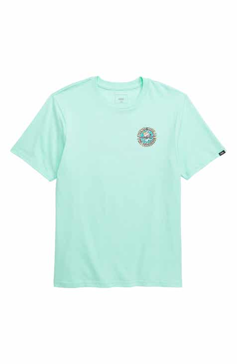e382449aa4 Vans Beach Leech Graphic T-Shirt (Big Boys)
