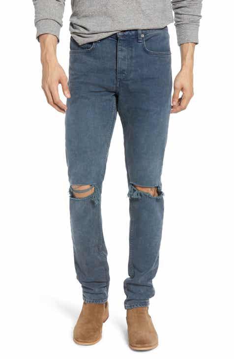 dc1a5c316f91c rag   bone Fit 1 Ripped Skinny Fit Jeans (Filmore)