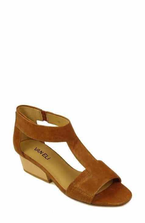 2e9b13cd19f8 VANELi Calyx Block Heel Sandal (Women)