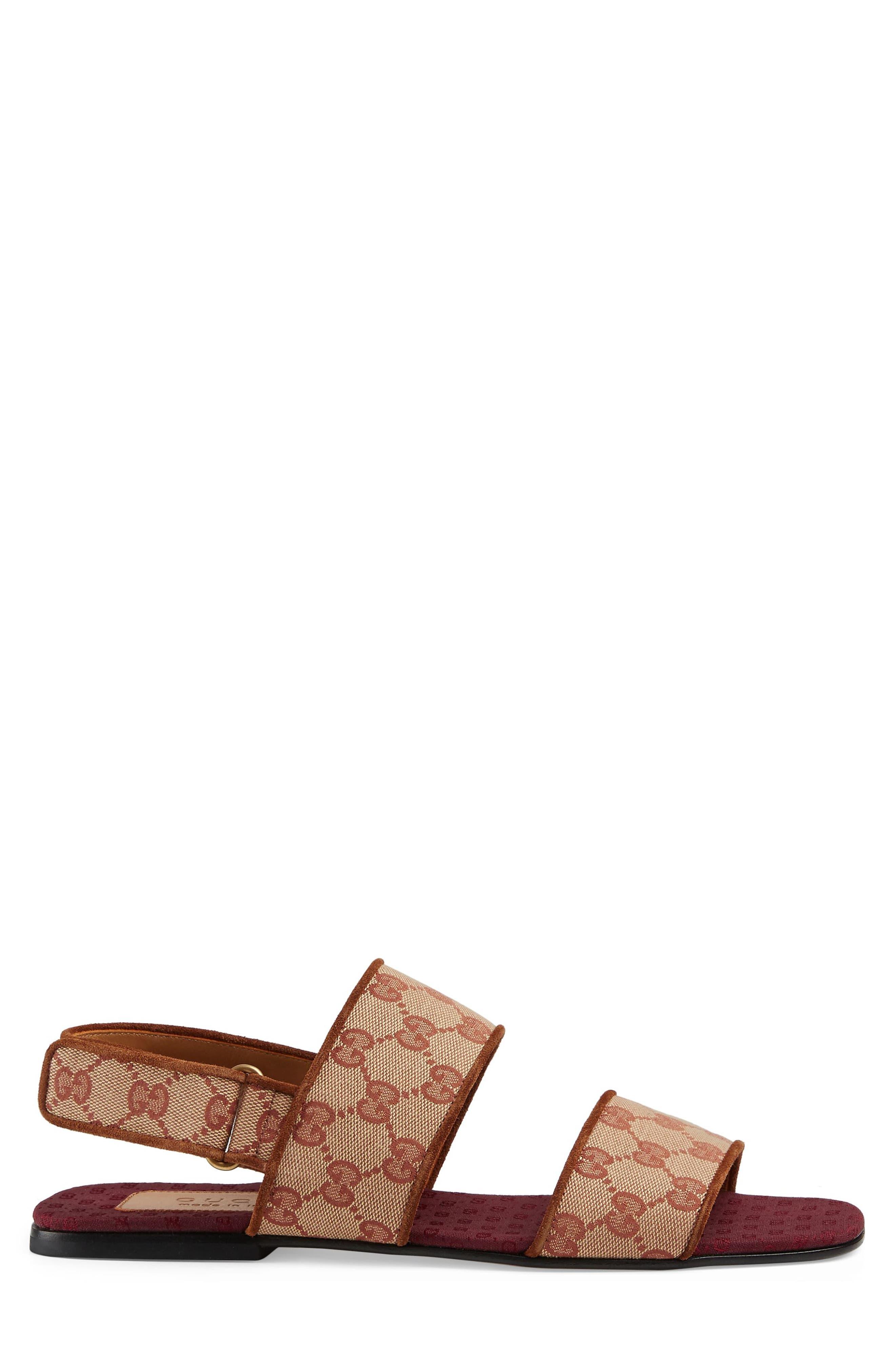 huge selection of cb099 deb64 Men s Gucci Sandals, Slides   Flip-Flops   Nordstrom
