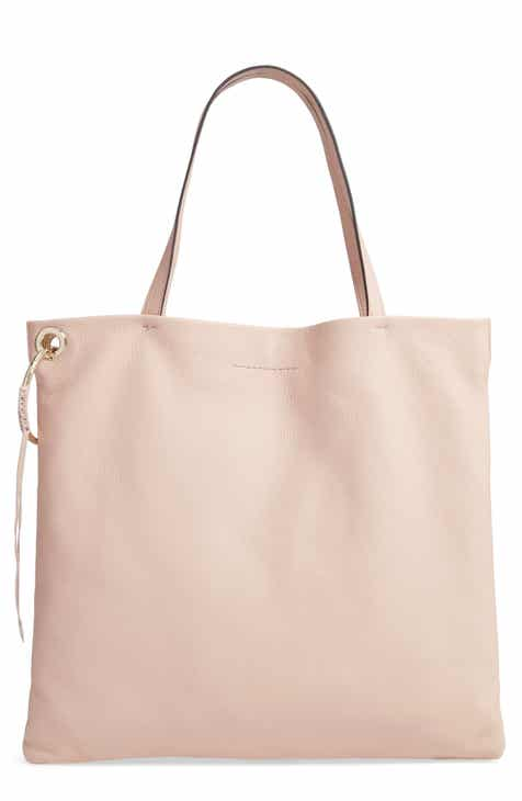b8c64a61a Vince Camuto Margi Leather Tote