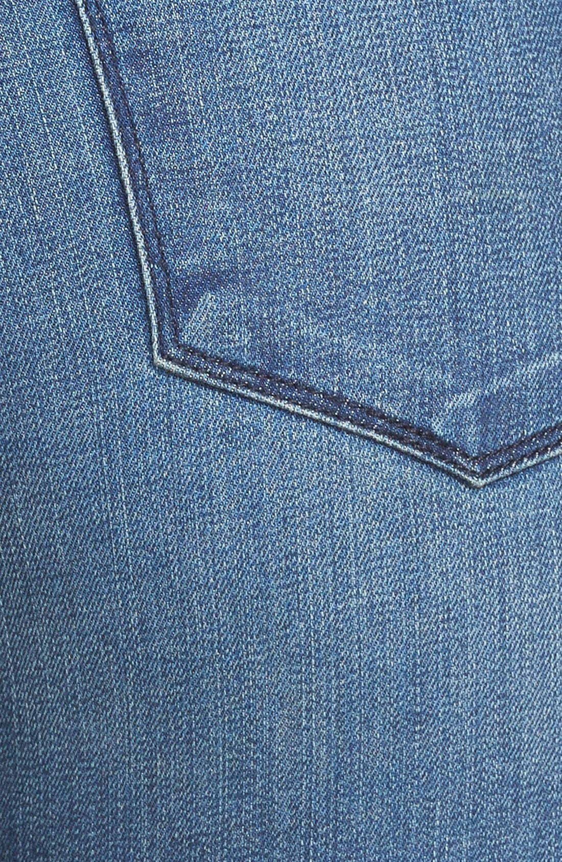 Alternate Image 3  - CJ by Cookie Johnson 'Faith' Stretch Straight Leg Jeans (Dyson) (Online Only)