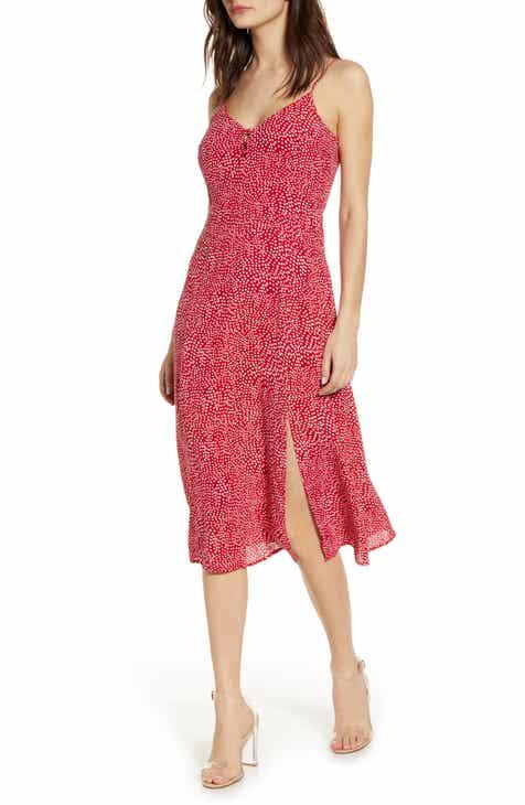 98eff389 Women's Red Dresses | Nordstrom