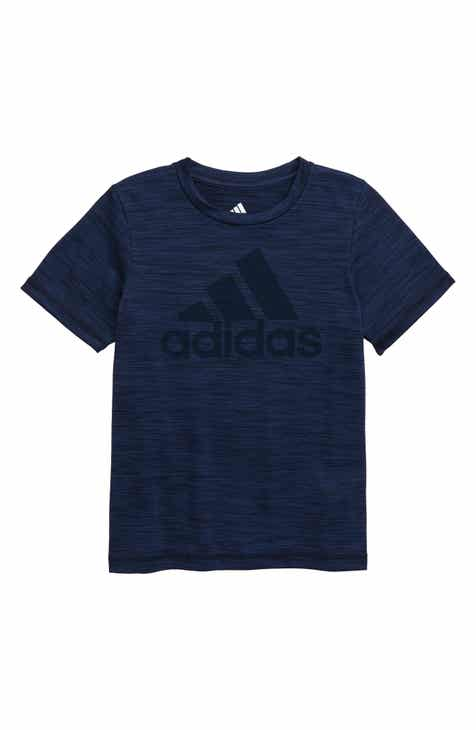huge discount 81985 ec614 adidas Branded Graphic Climalite® T-Shirt (Toddler Boys   Little Boys)
