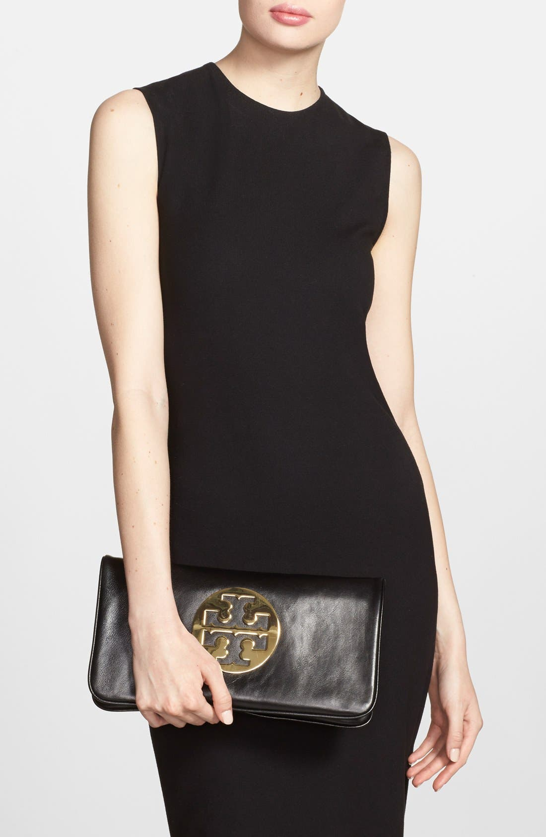 Alternate Image 2  - Tory Burch 'Reva' Clutch