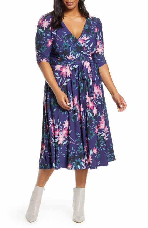 Wedding Guest Plus-Size Dresses | Nordstrom