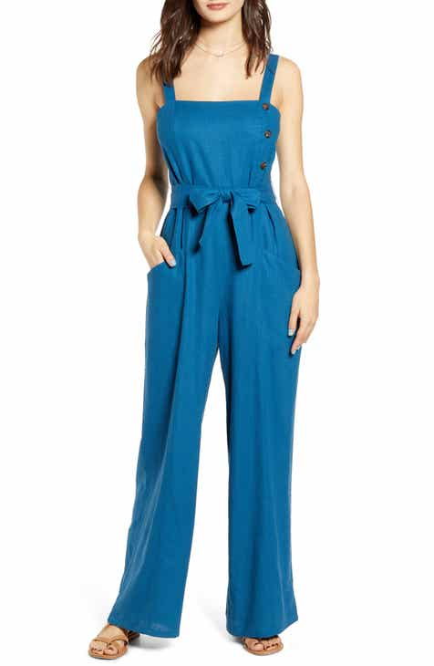Band of Gypsies Bluestars Jumpsuit