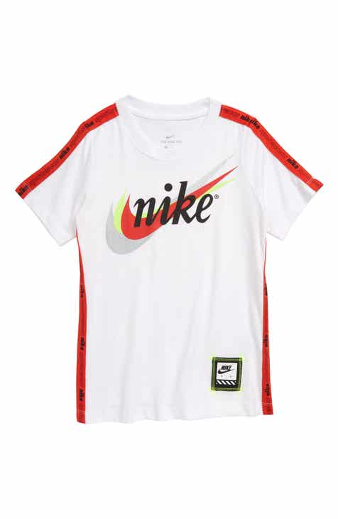 c0756bd6 Nike Sportswear Retro Future Graphic T-Shirt (Little Boys & Big Boys)