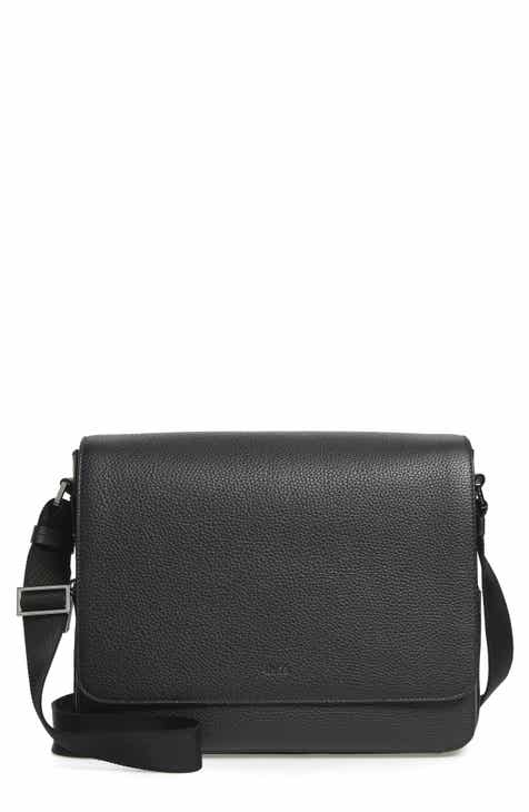 992d6a0e036 HUGO Crosstown Messenger Bag