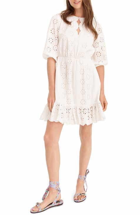 white eyelet dress | Nordstrom