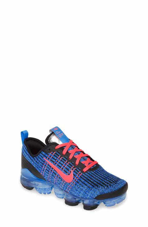 863d62b914 Nike Air VaporMax Flyknit 3 Sneaker (Big Kid)