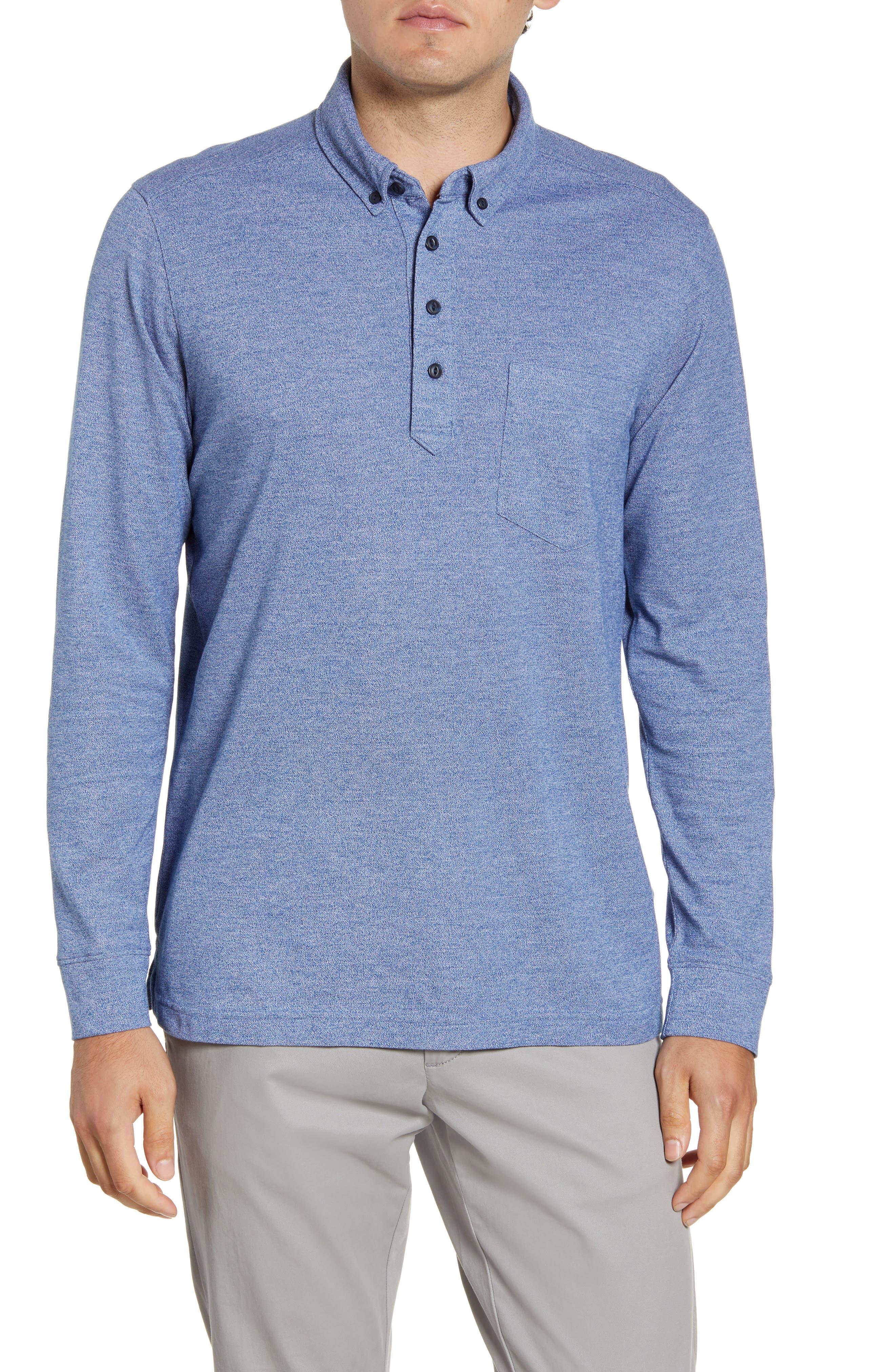 7aafe9206f Men's Long Sleeve Polo Shirts   Nordstrom