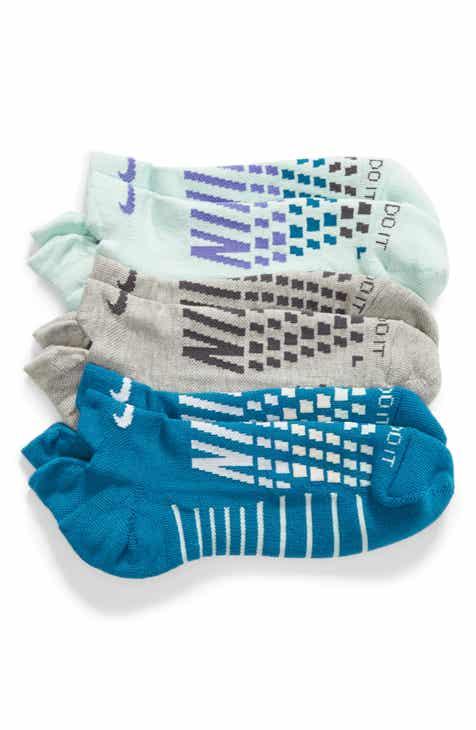 2138c3178 Nike 3-Pack Everyday Max Cushion Low-Cut Socks