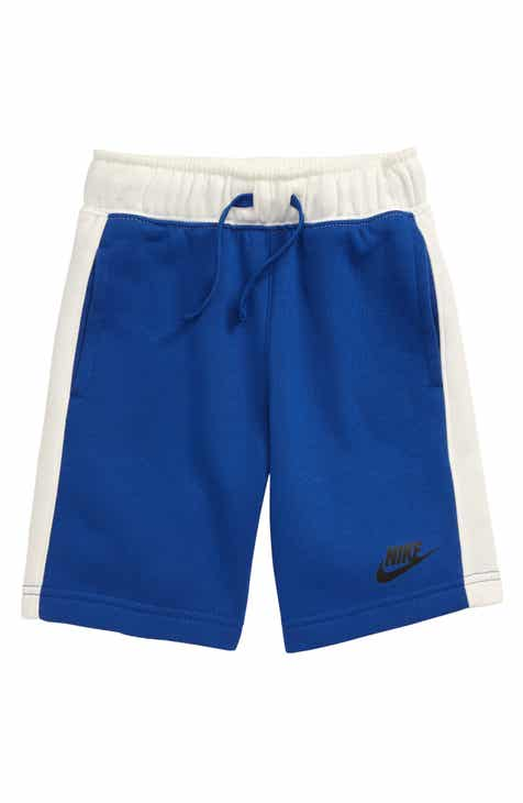 8587f74231 Nike Air Fleece Athletic Shorts (Toddler Boys & Little Boys)
