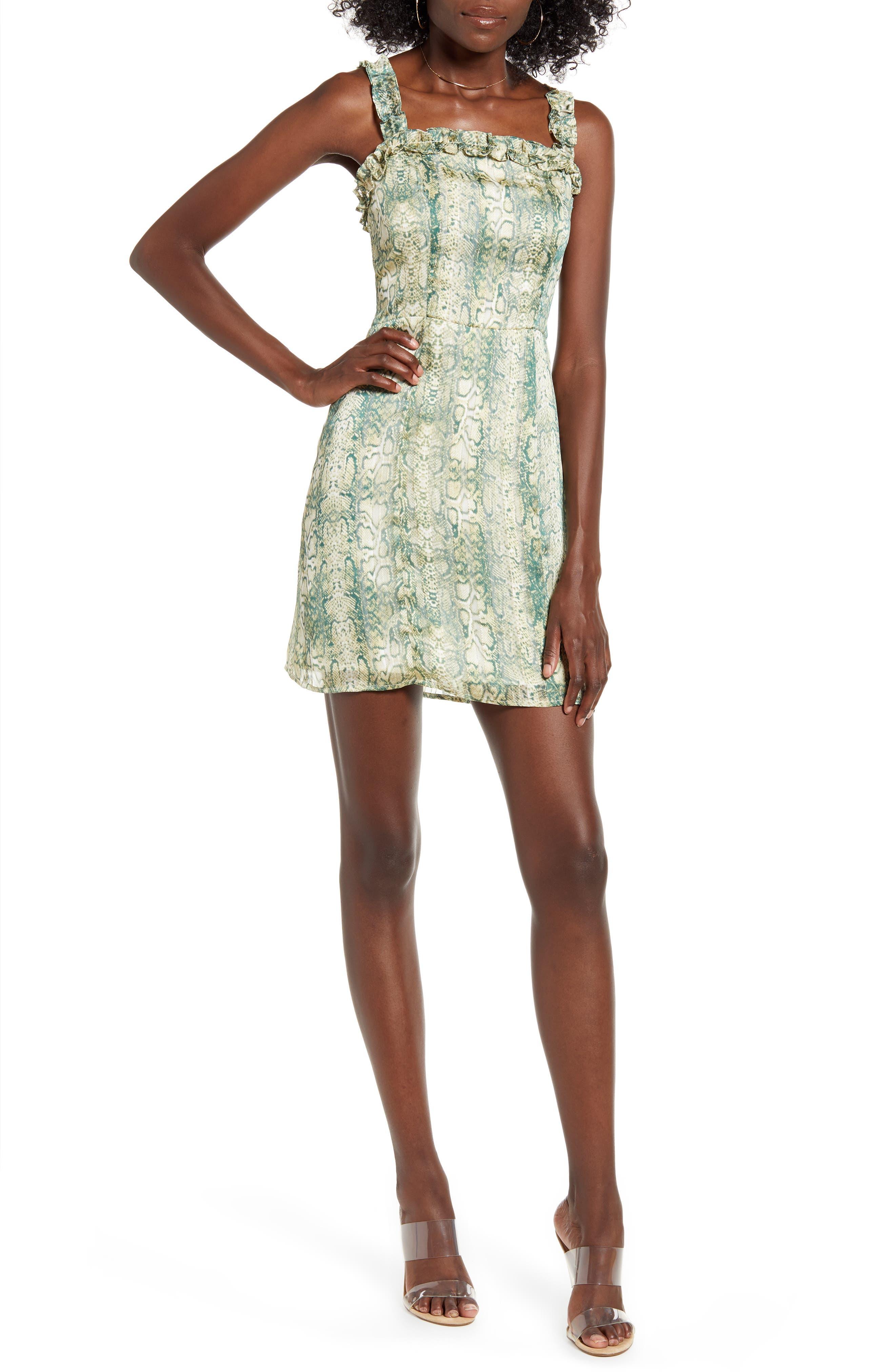 4e4b1d169ca Women's 4SI3NNA Dresses | Nordstrom