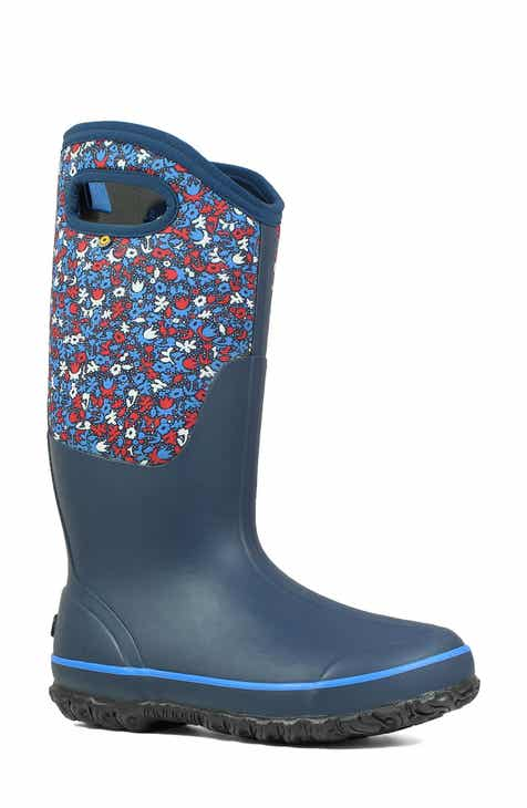cea55ec04120 Bogs Classic Tall Freckle Insulated Waterproof Rain Boot (Women)