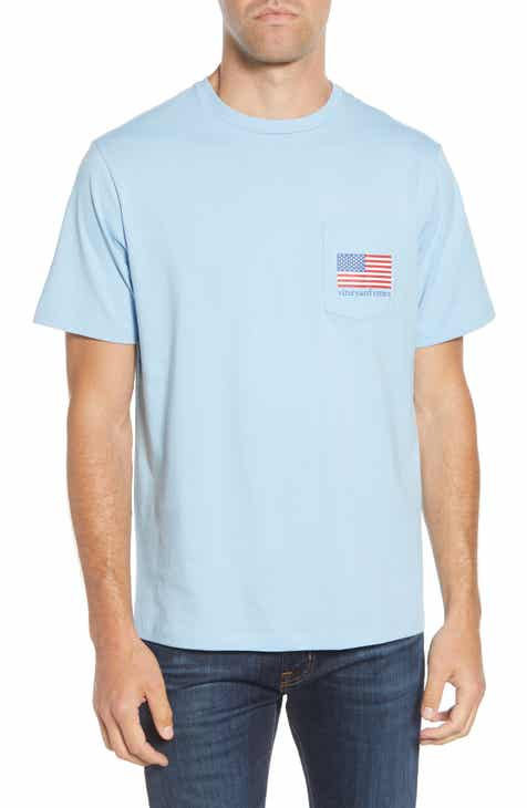 c3cce4d9 vineyard vines Party in the USA Pocket T-Shirt