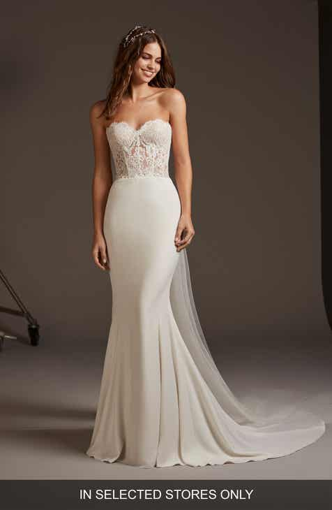 Mermaid Wedding Dresses Bridal Gowns Nordstrom