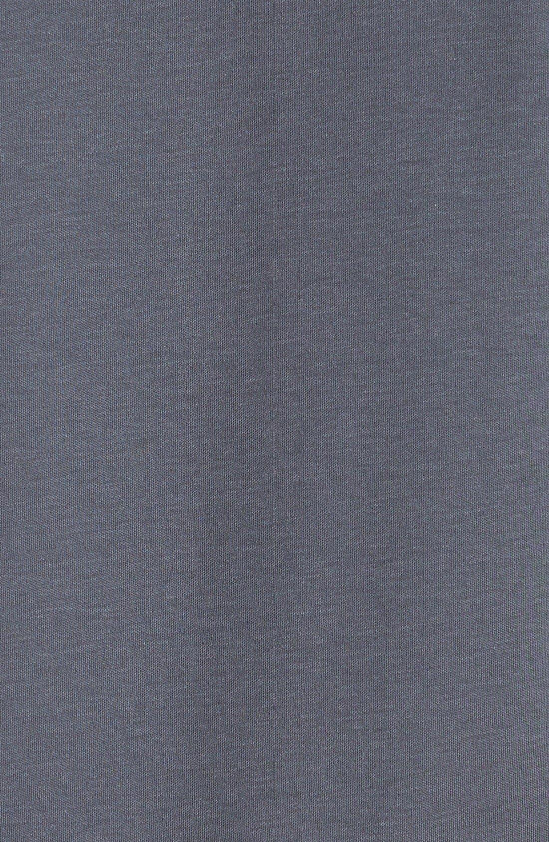 'Belfair' Pima Cotton Polo,                             Alternate thumbnail 3, color,                             Onyx