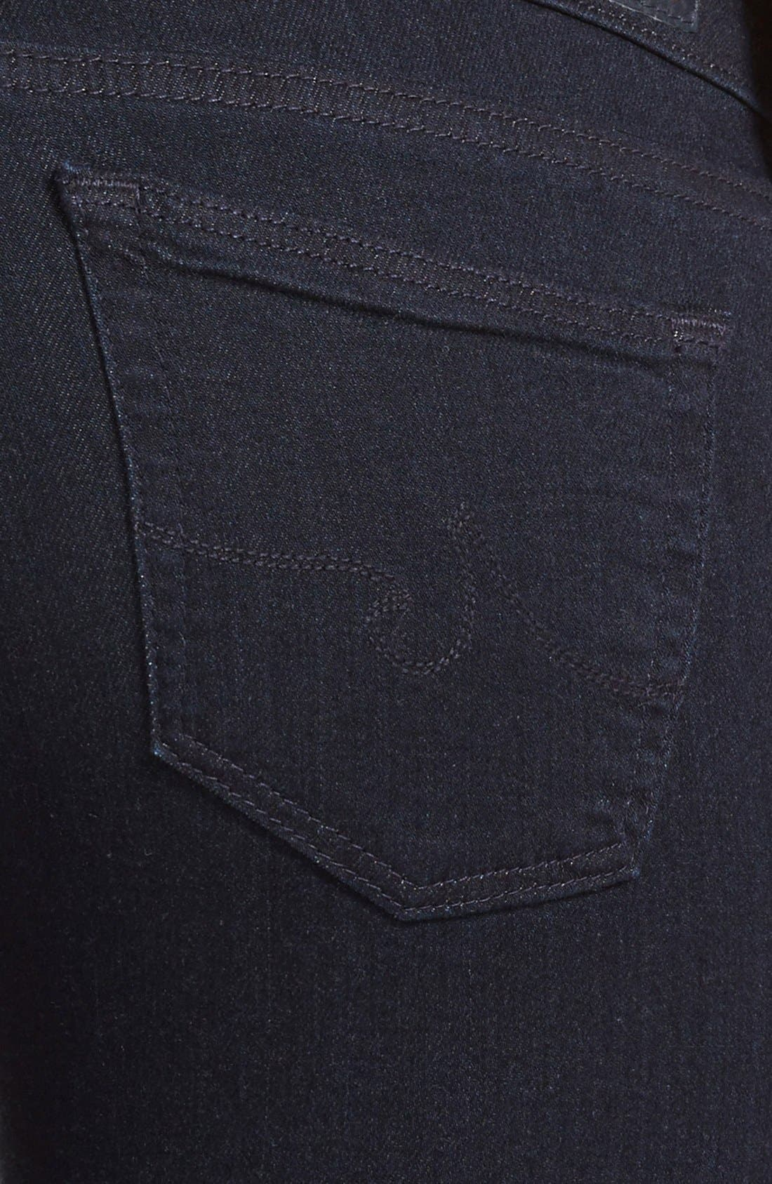 Alternate Image 3  - AG 'Ballad' Slim Bootcut Stretch Denim Jeans (Clyde)