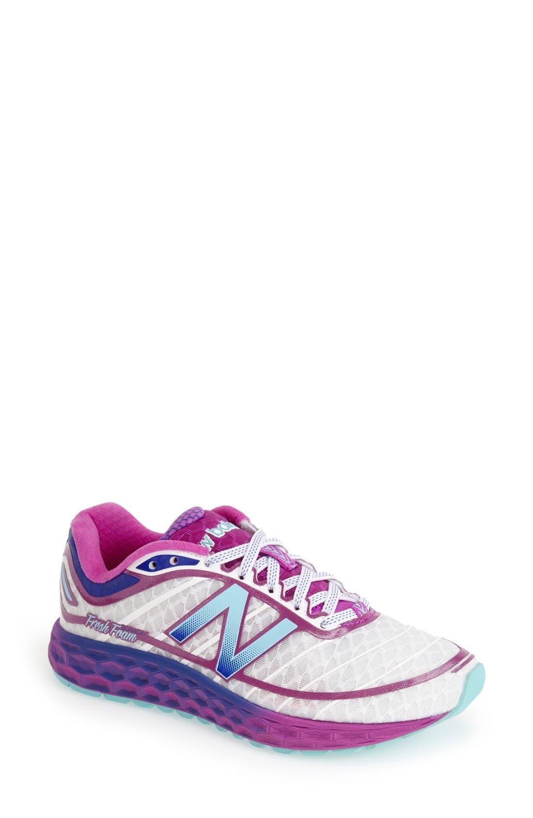 Alternate Image 1 Selected - New Balance '980' Running Shoe (Women)