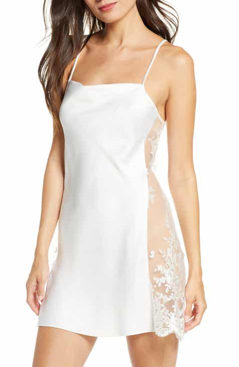 Rya Collection Darling Lace Trim Chemise