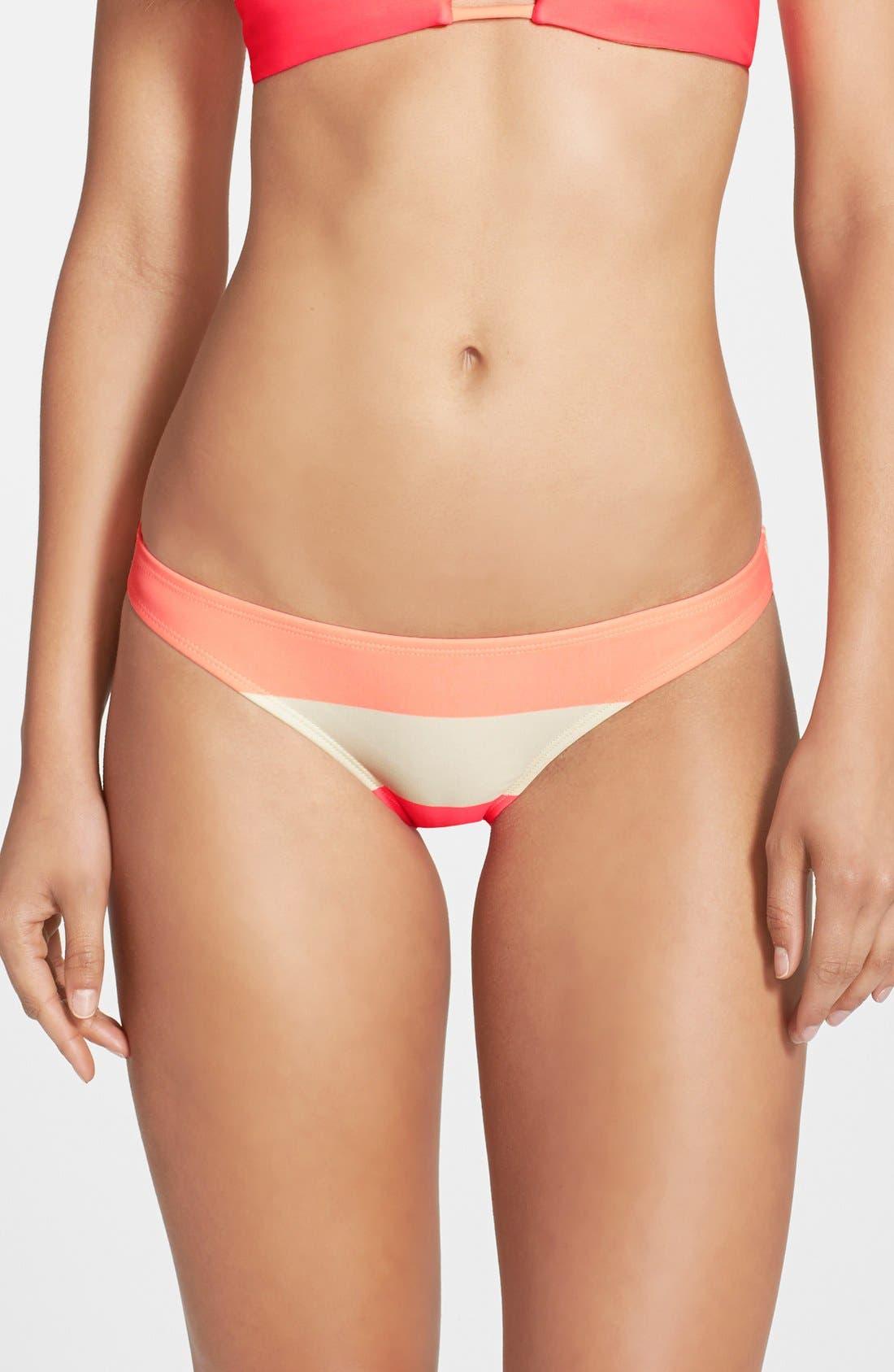 Alternate Image 1 Selected - Body Glove 'Bold' Bikini Bottoms