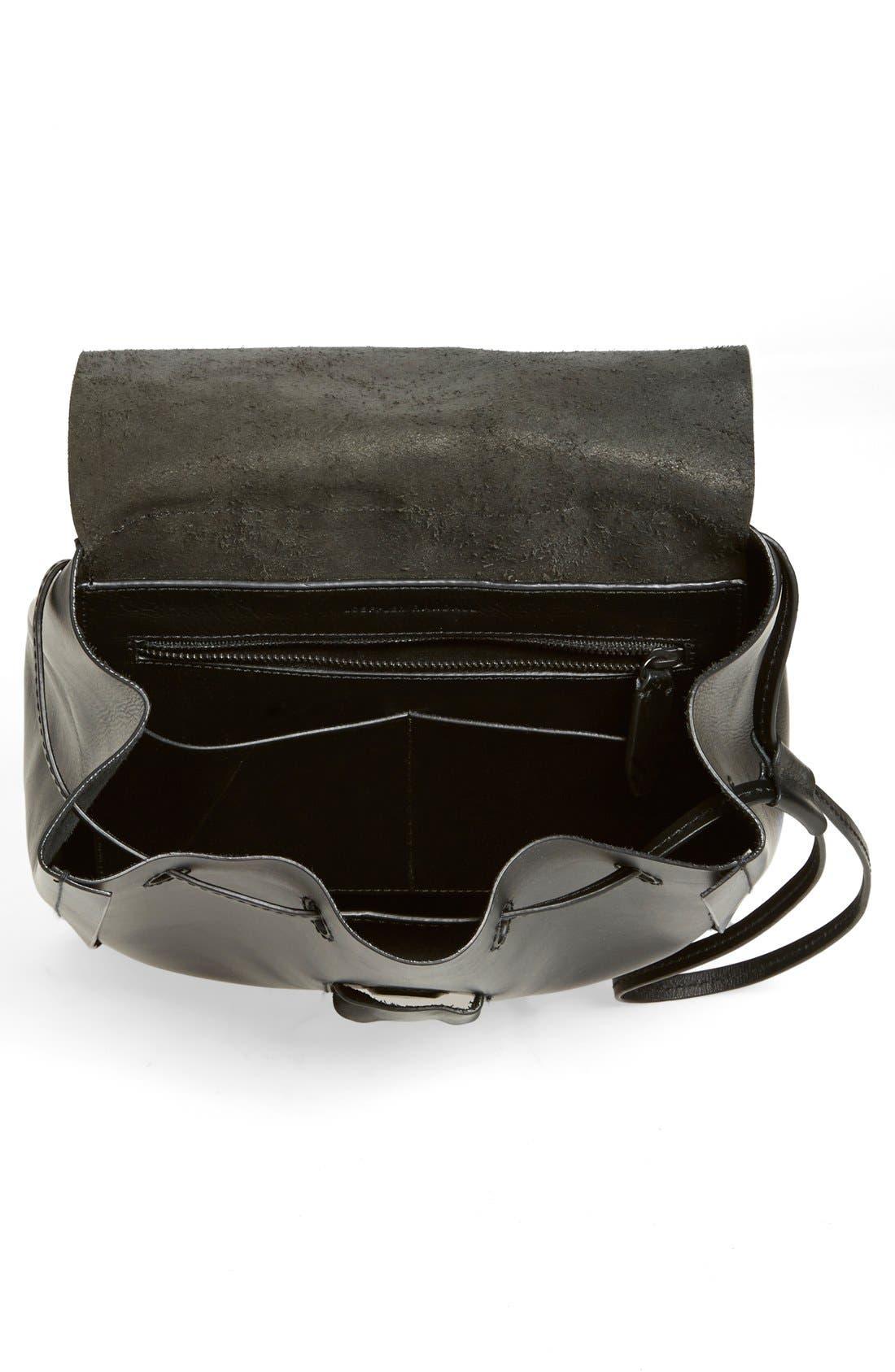 Alternate Image 4  - Loeffler Randall 'Mini' Leather Backpack