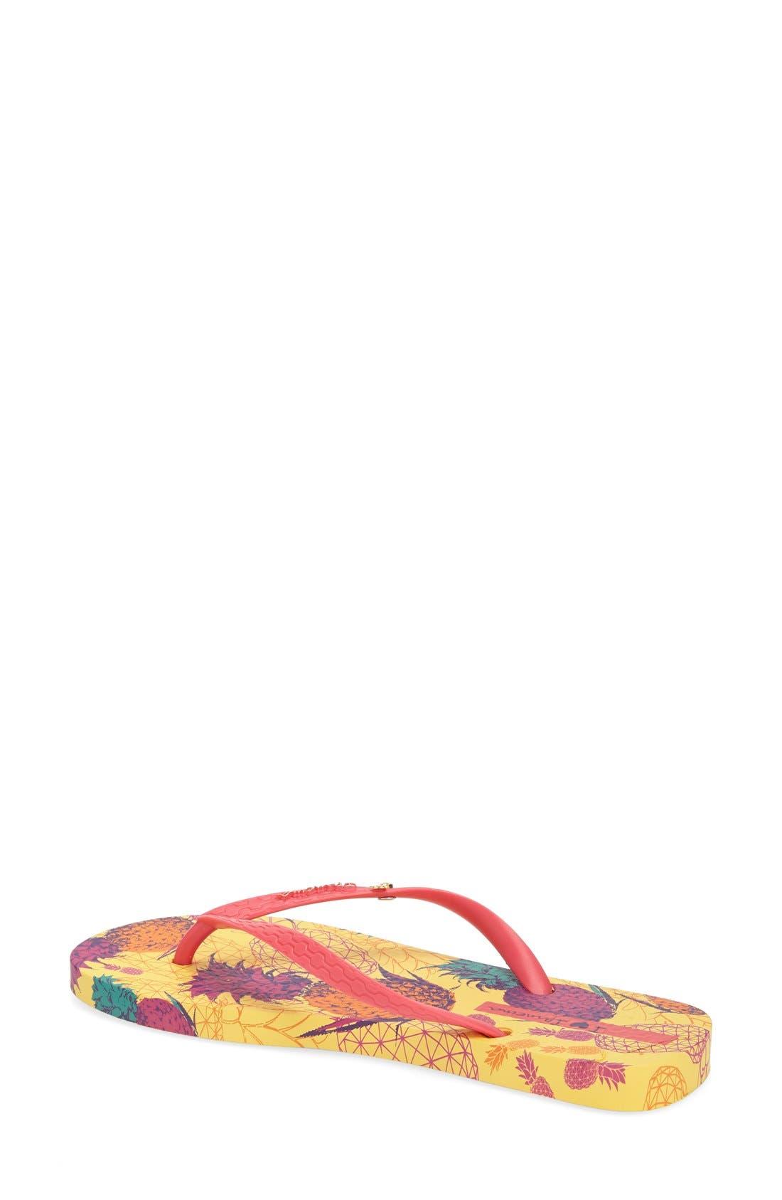 Alternate Image 2  - Ipanema 'Piña' Flip Flop