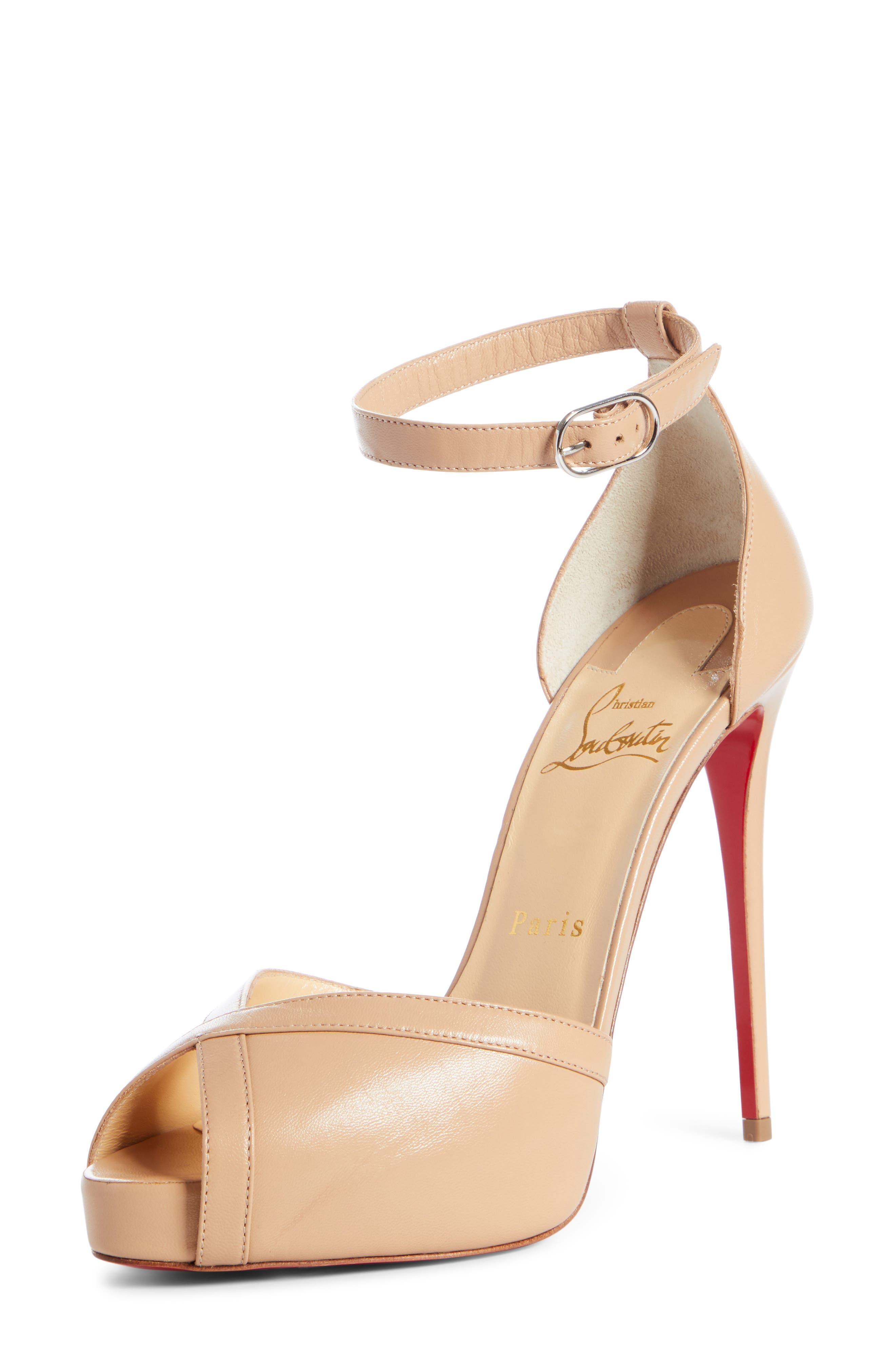 Women's Peep Toe Heels | Nordstrom
