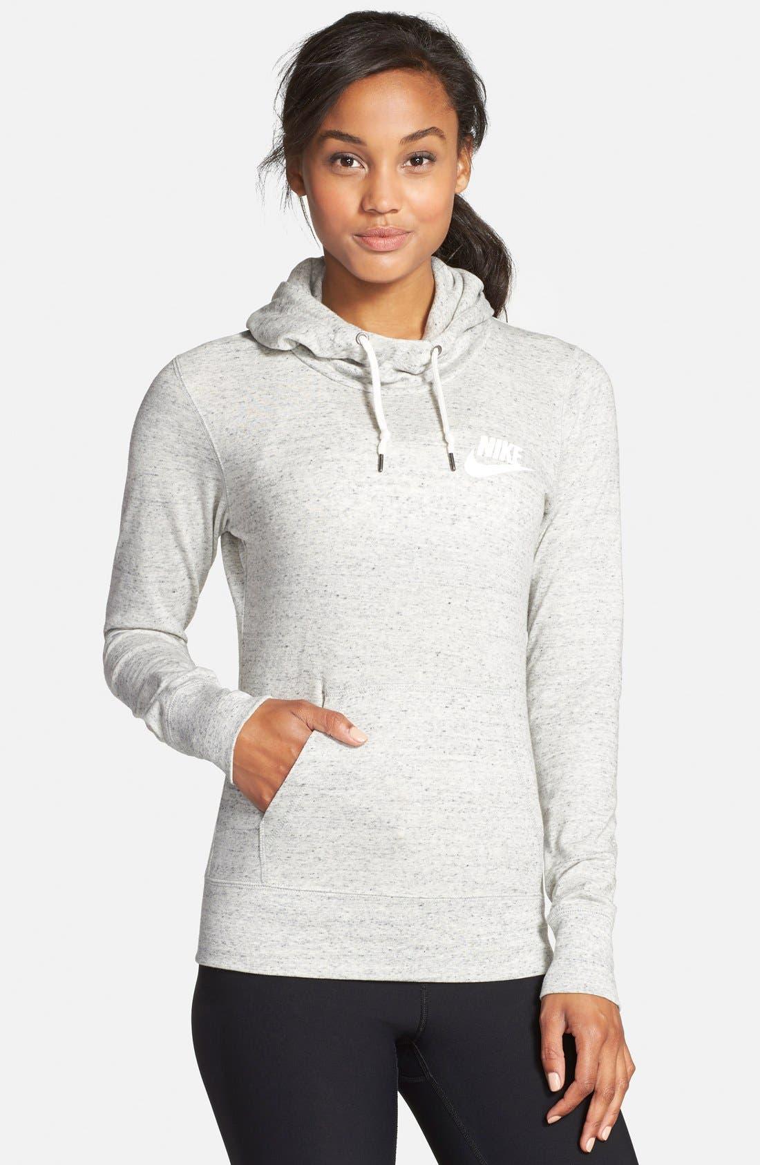 Alternate Image 1 Selected - Nike 'Gym Vintage' Hoodie
