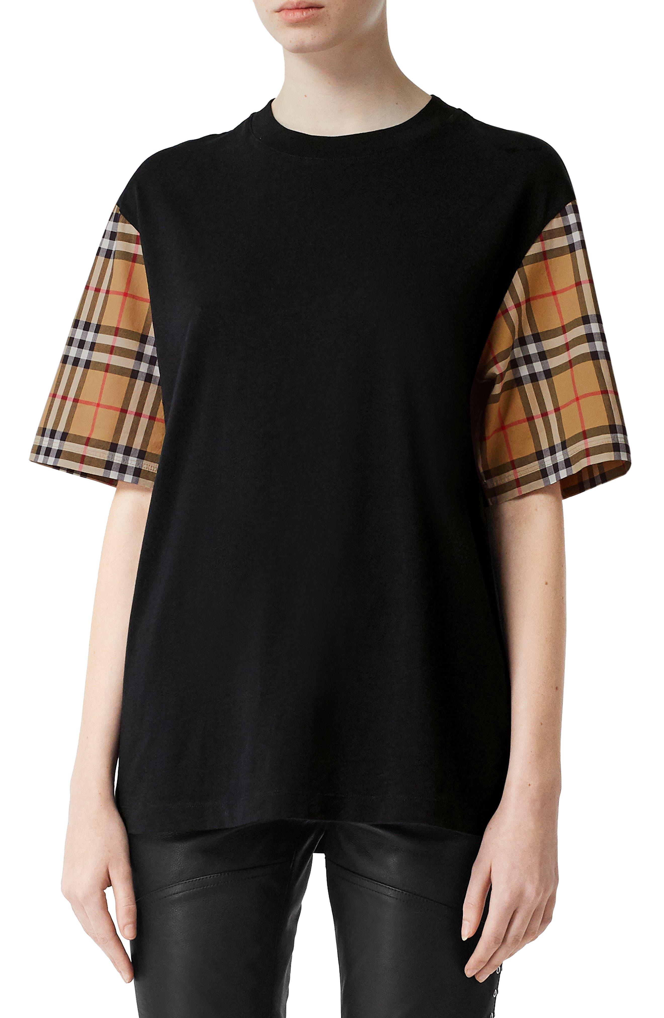 FREE POSTAGE NEW Black Rabbit Women/'s T-shirt UK 16