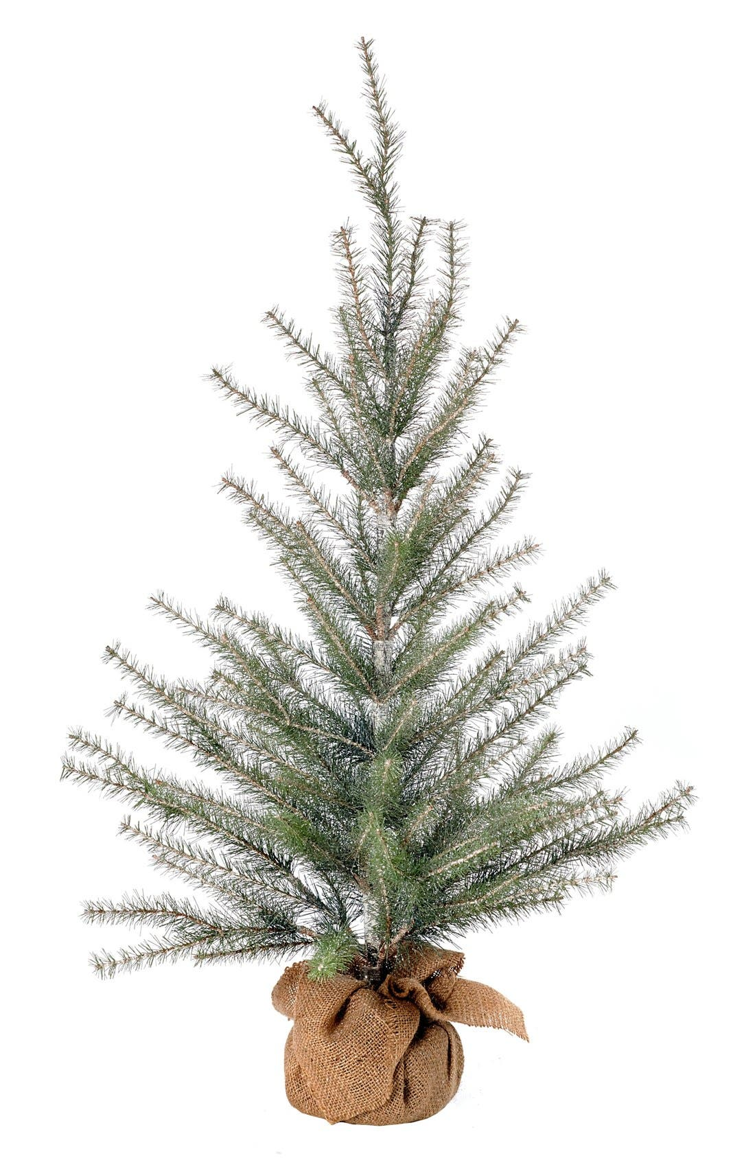Alternate Image 3  - Sage & Co. Glitter Pine Tree
