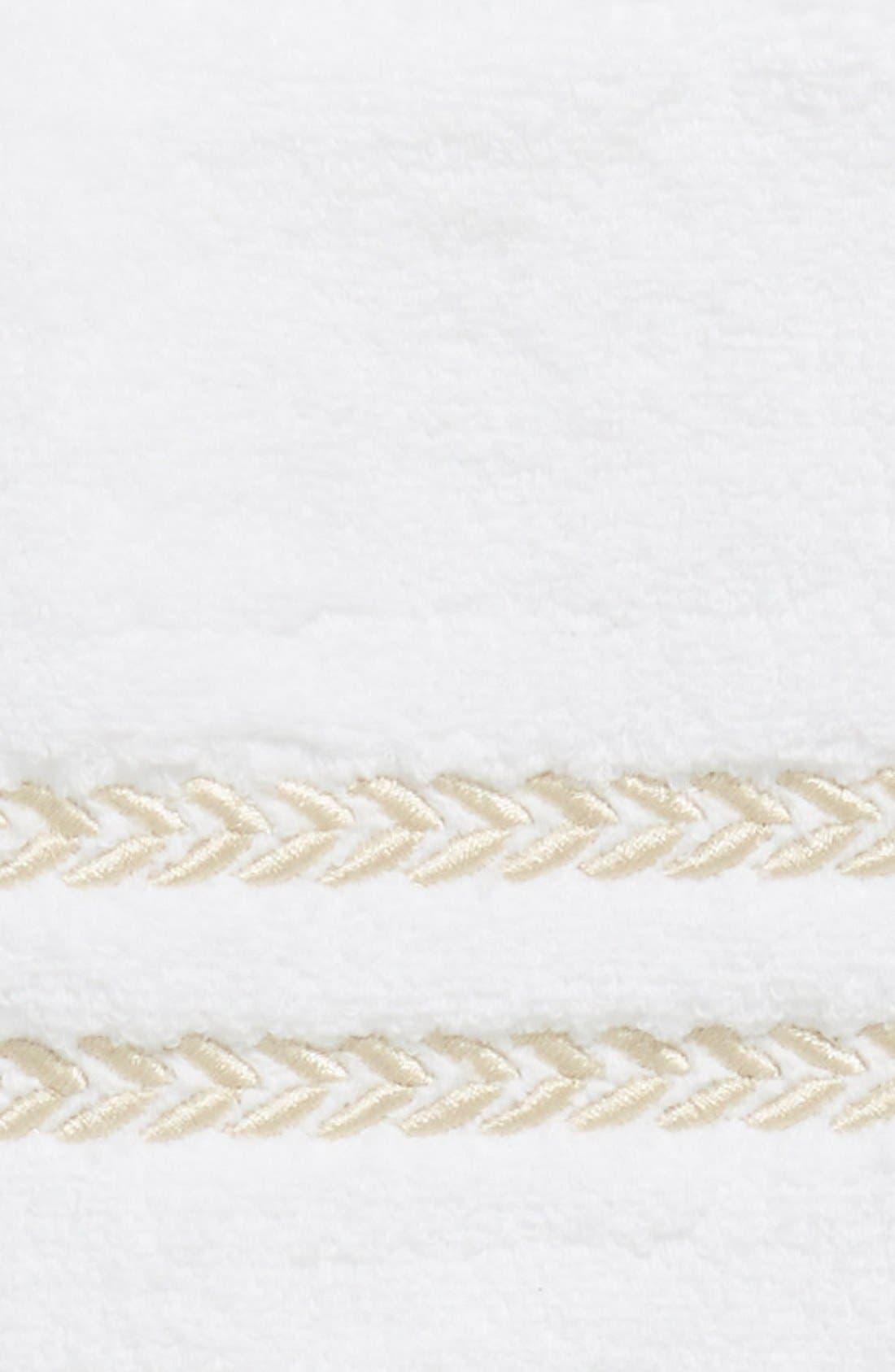 Alternate Image 2  - Dena Home 'Pearl Essence' Wash Towel