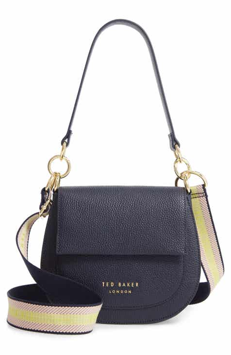 Ted Baker London Amali Leather Crossbody Bag