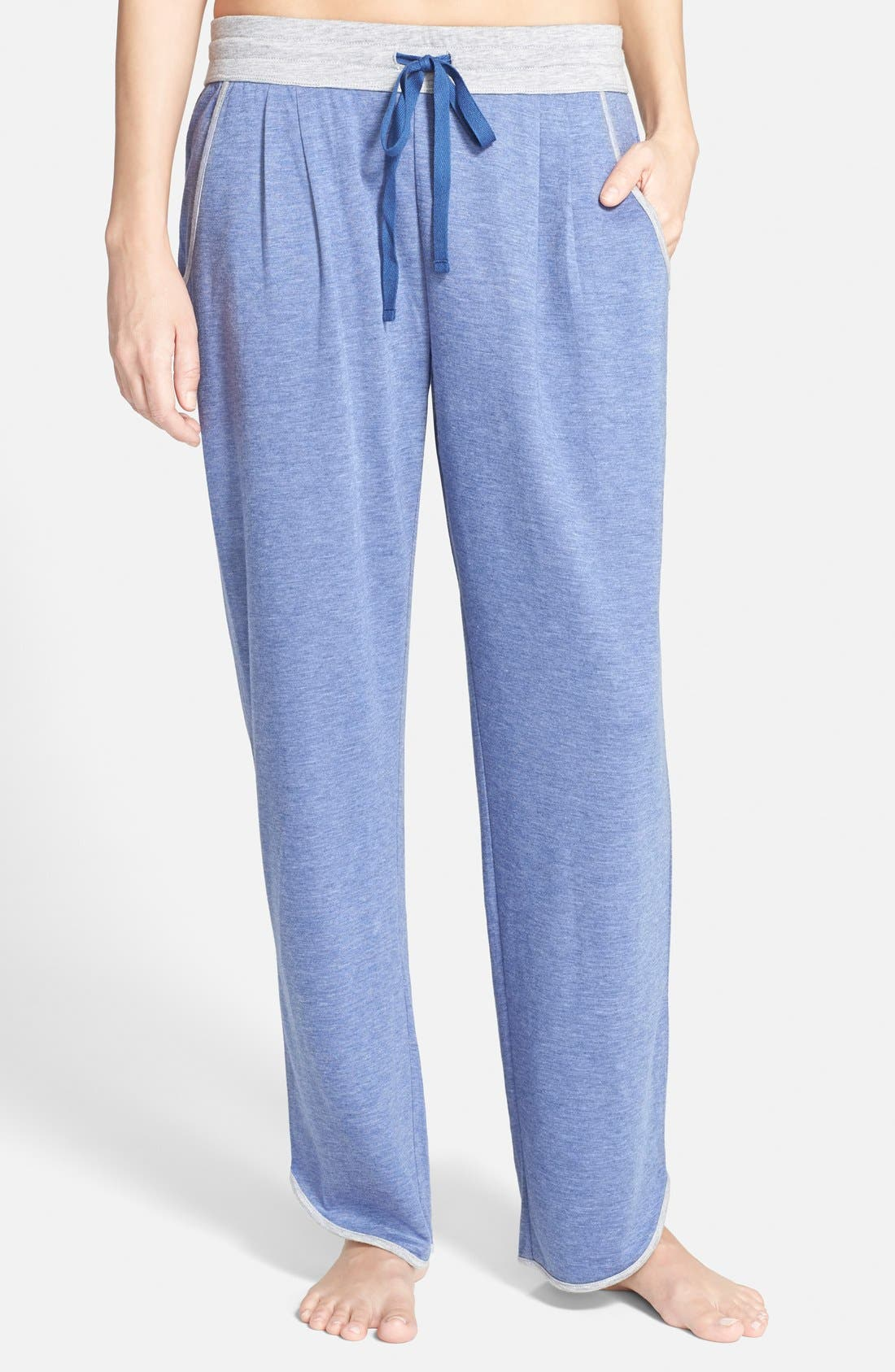 Alternate Image 1 Selected - Carole Hochman Designs Ankle Lounge Pants