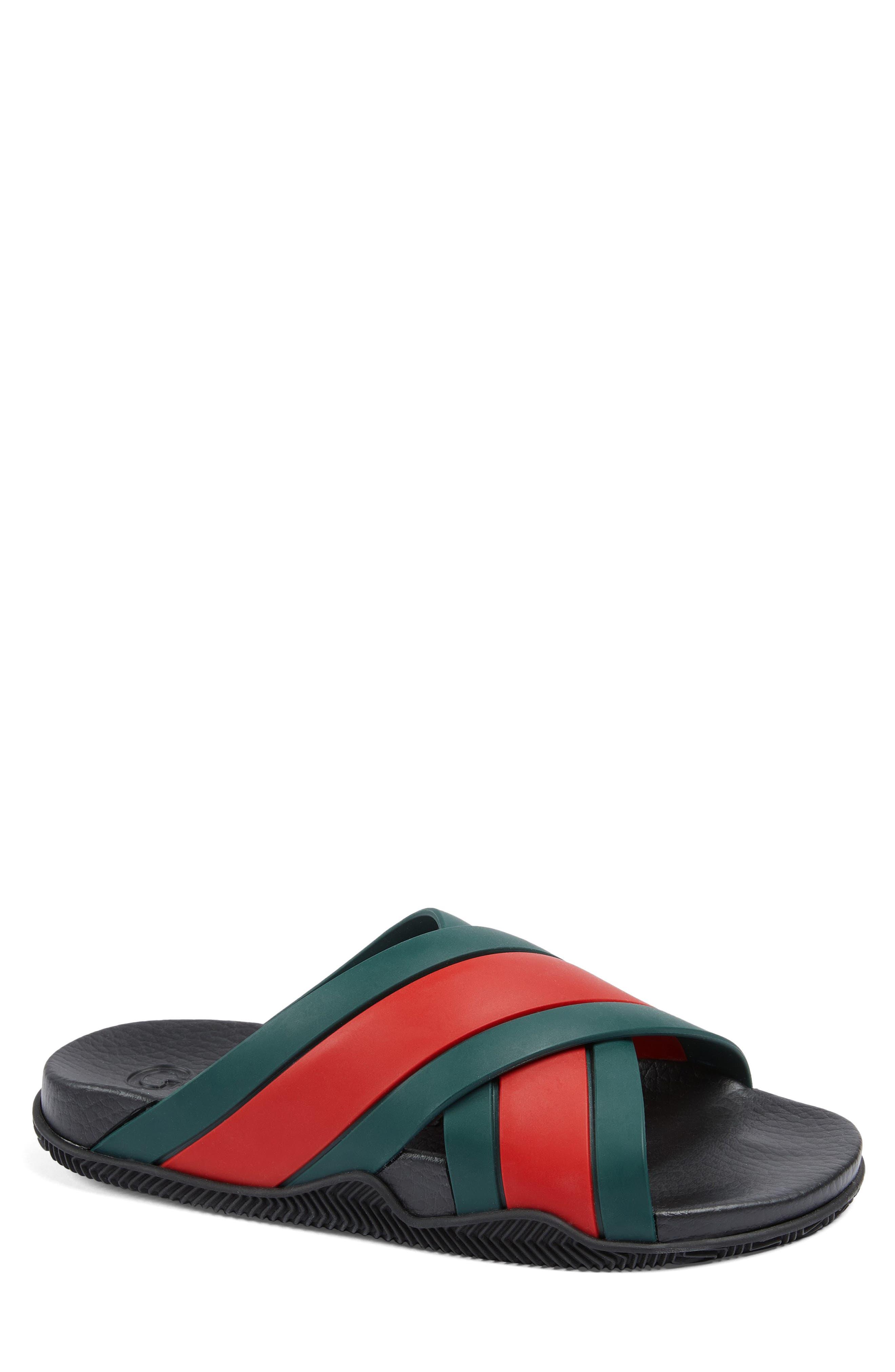 Men's Gucci Sandals, Slides \u0026 Flip