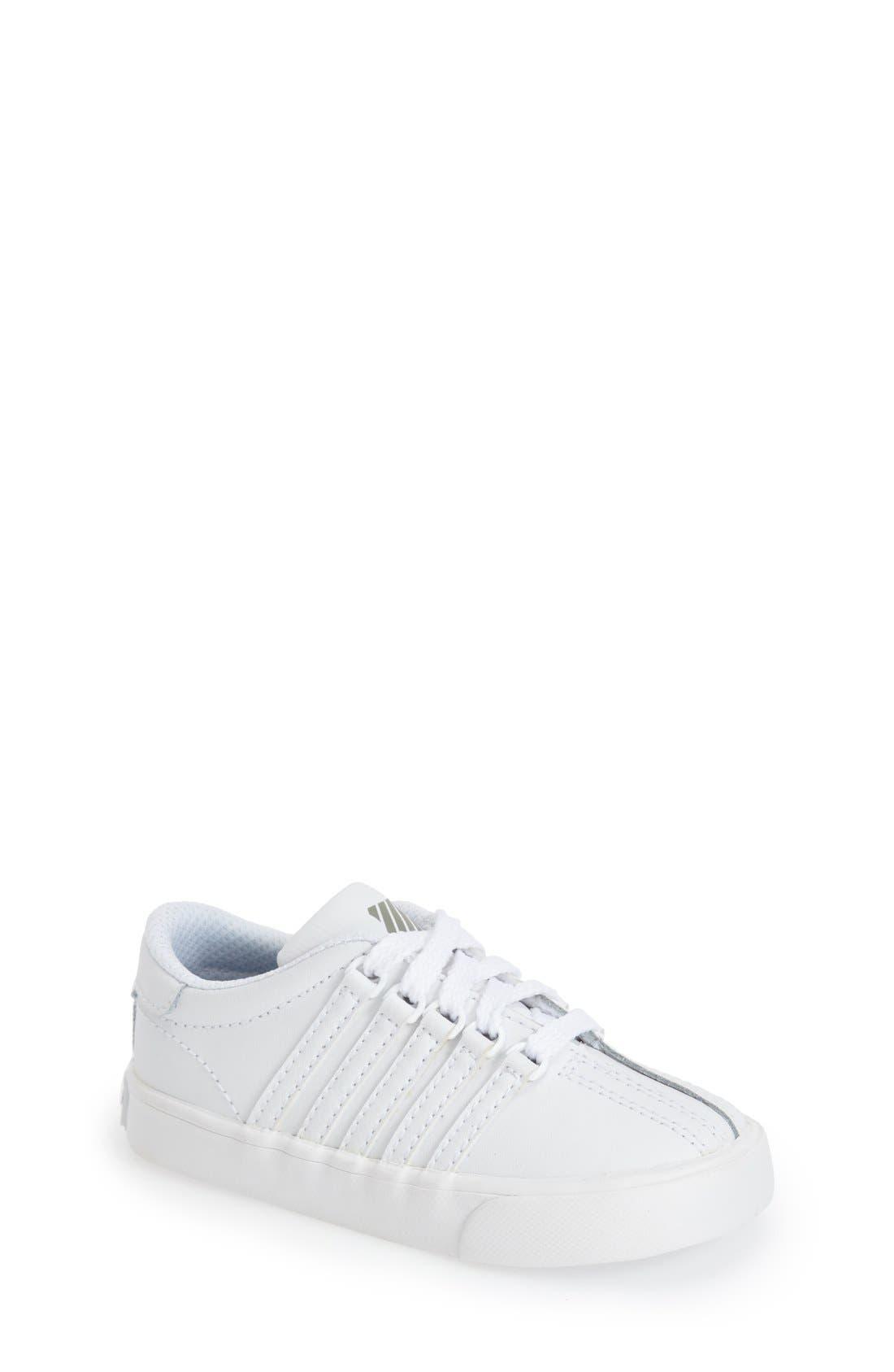 K-Swiss 'Classic' Sneaker (Walker & Toddler)