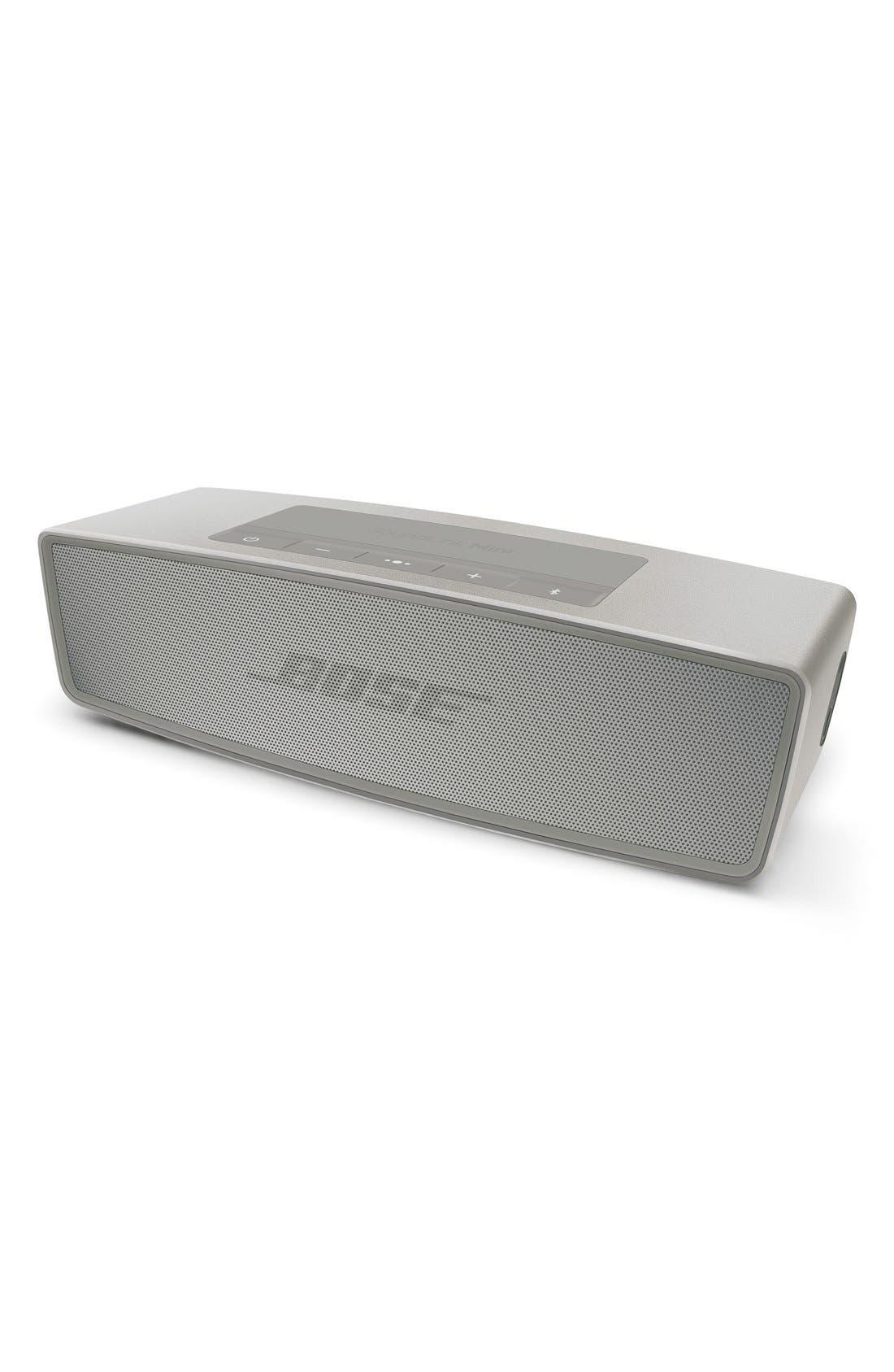 SoundLink<sup>®</sup> Mini II Bluetooth<sup>®</sup> Speaker,                         Main,                         color, Pearl