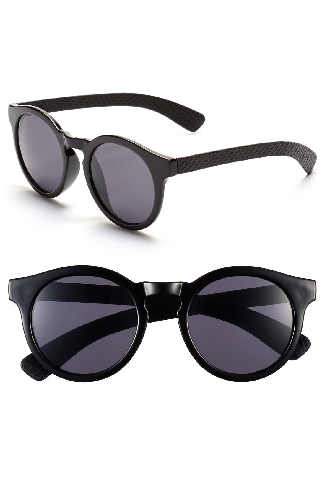 Main Image - BP. 52mm Round Sunglasses