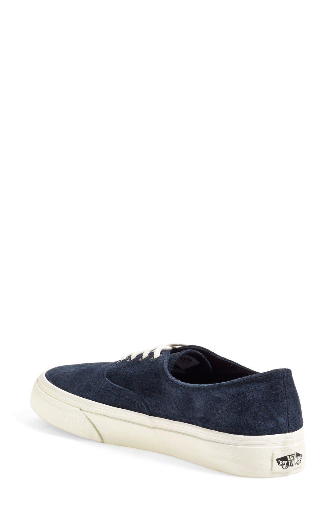 Alternate Image 2  - Vans 'Authentic - Era Decon CA' Sneaker (Women)