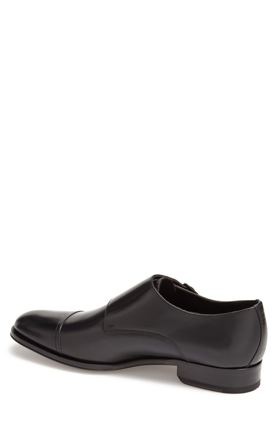Alternate Image 2  - To Boot New York 'Medford' Double Monk Strap Shoe (Men)