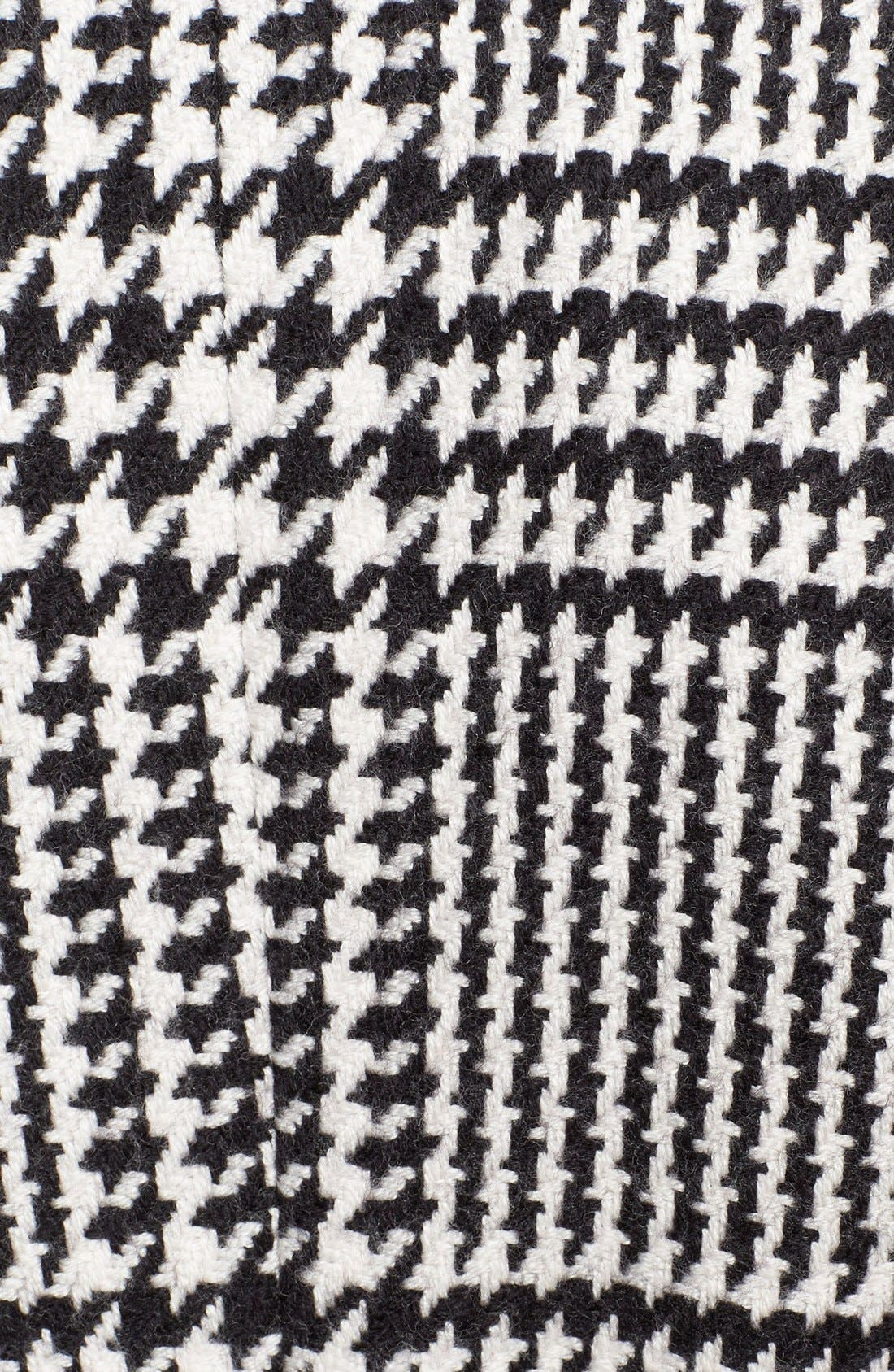 Alternate Image 4  - ESCADA Macro Houndstooth Stretch Wool Coat