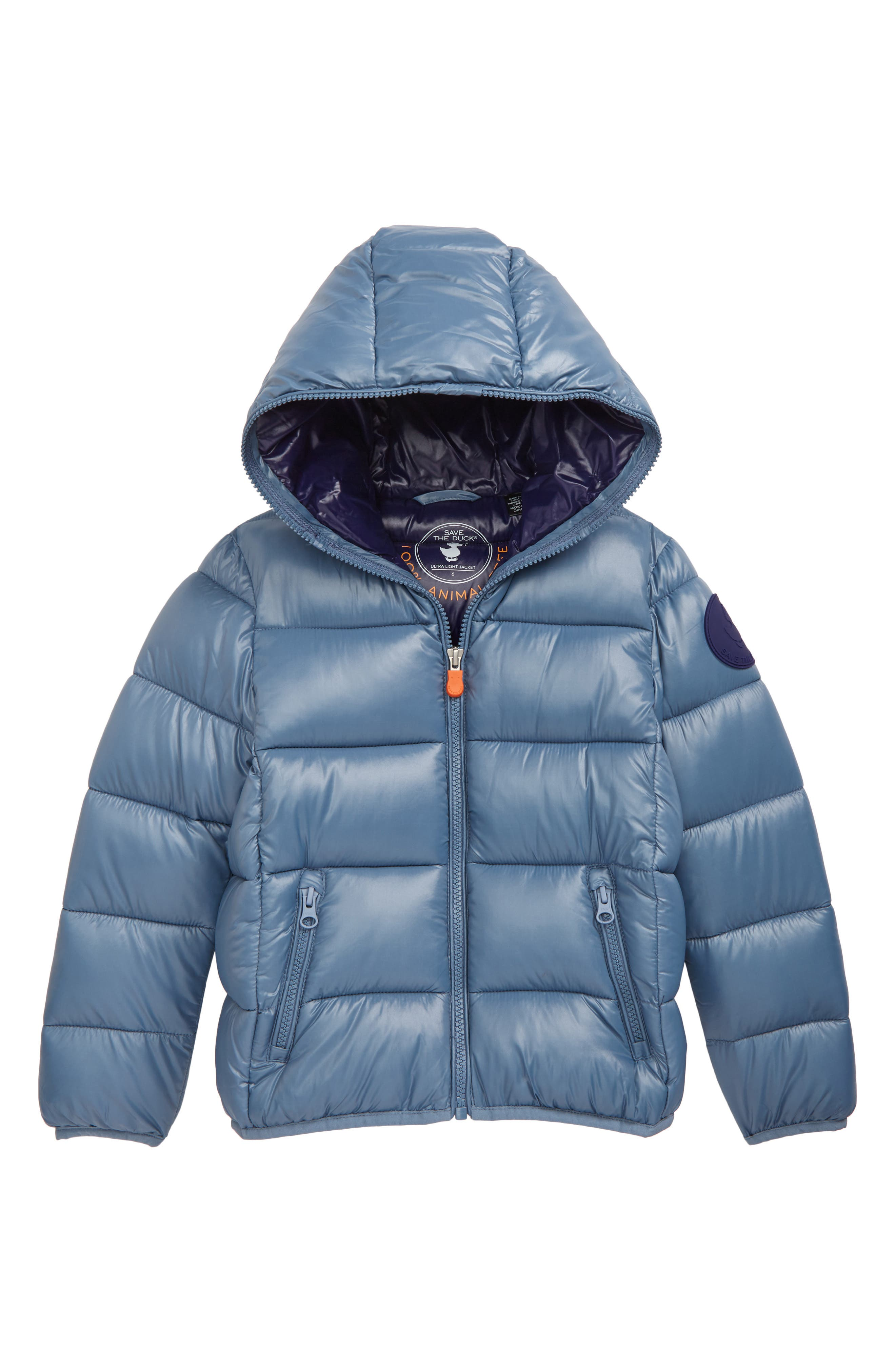 Phorecys Kids Boys Coats Padded Winter Parka Jacket Overcoats Age of 5-12