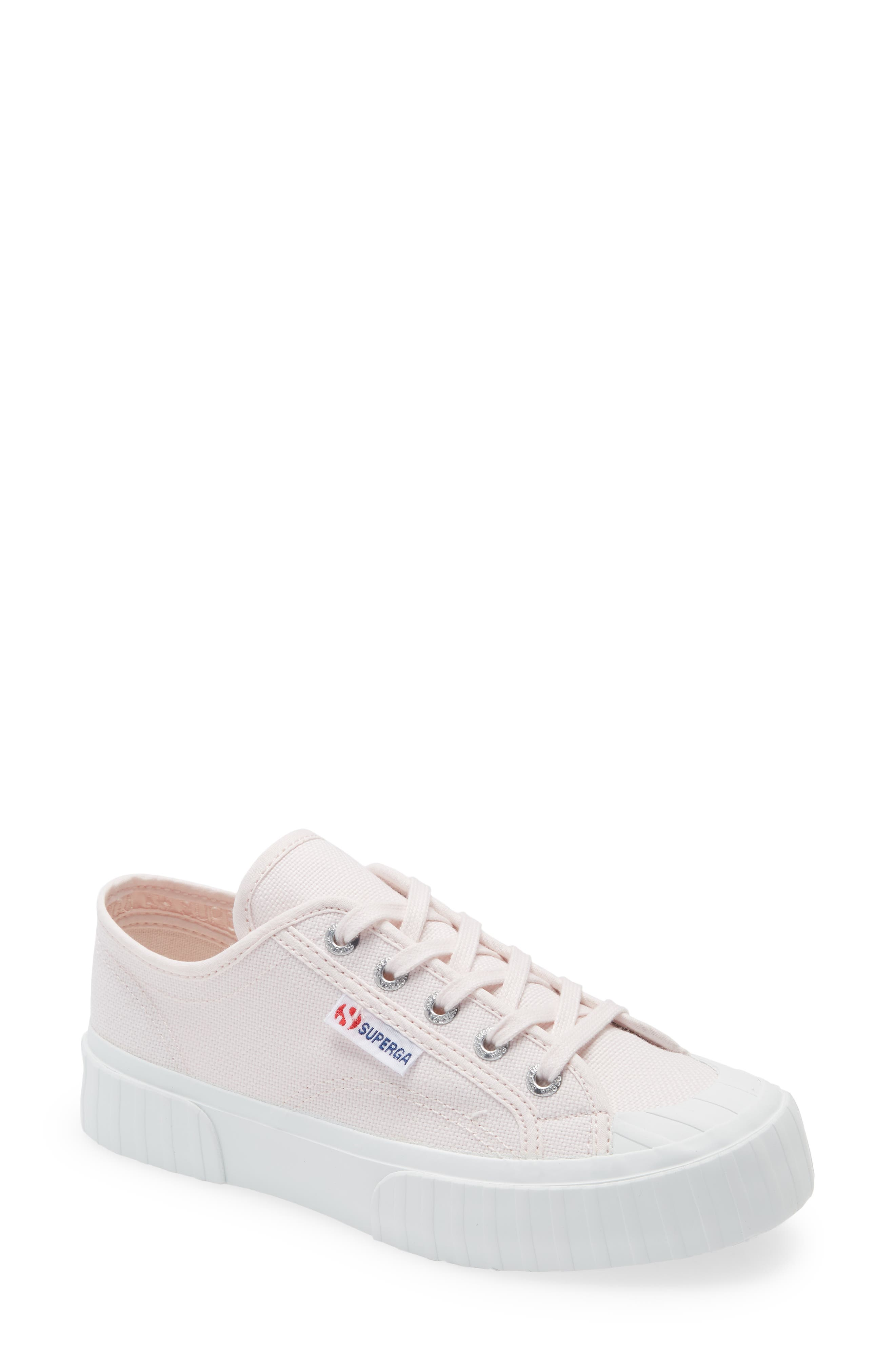 Superga 2790 Actow Line Platform Womens Trainers In Yellow Size Size UK 3-8