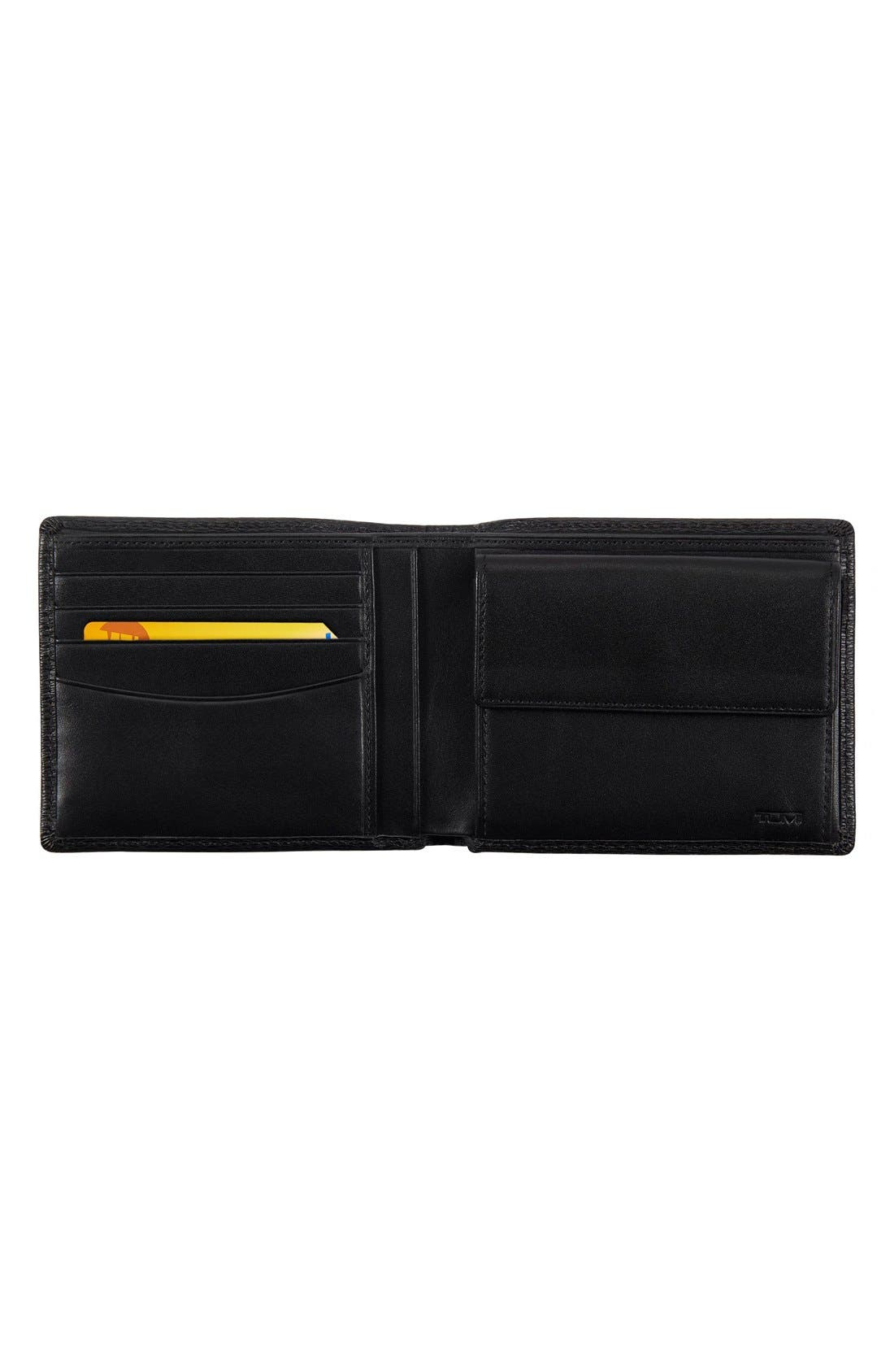 Alternate Image 2  - Tumi 'Monaco - Global' Wallet with Coin Pocket
