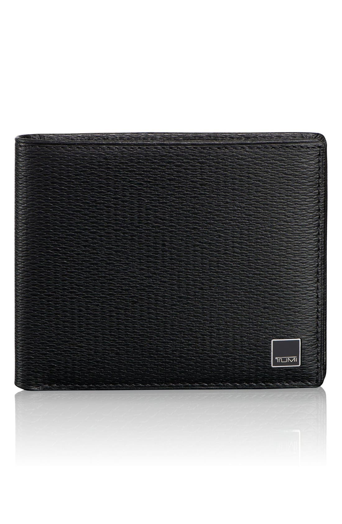 Main Image - Tumi 'Monaco - Global' Wallet with Coin Pocket
