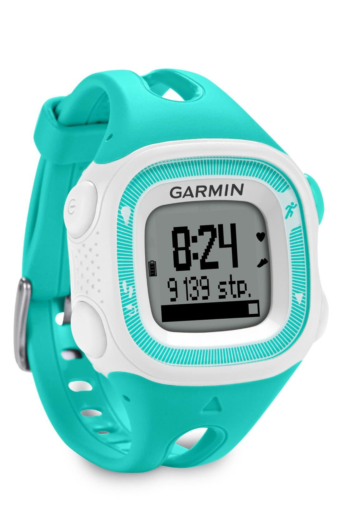 Alternate Image 5  - Garmin 'Forerunner 15' Fitness Watch, 46mm