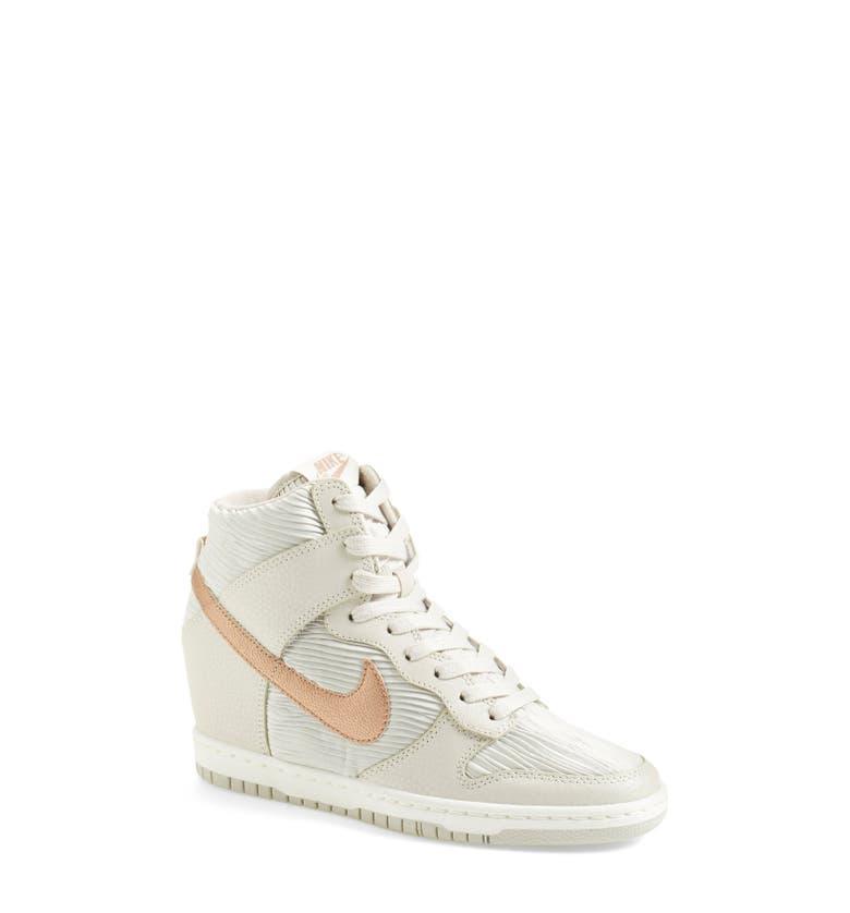 Nike 'Dunk Sky Hi' Wedge Sneaker (Women) | Nordstrom